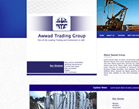 Awwad Group Webdesign