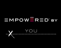 Empowered by YOU panty and packaging design