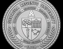Georgia Regents University President Medallion