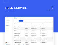 Field Service Management Tool
