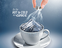 GREE - Hot to Cold Ad