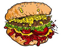 Monstrous Burger