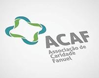 Identidade visual - ACAF