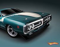HotWheels Illustrations