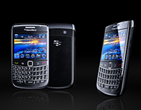 BlackBerry 3d renders