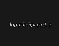 logo design part.7
