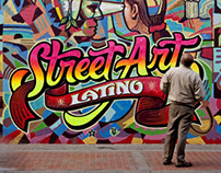 """Street Art"" - Revista ""in"" LAN Airline (Edición Nov.)"