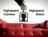 Phantom Flex meets Bolt highspeed Robotic