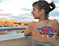 Body-Graff workshop