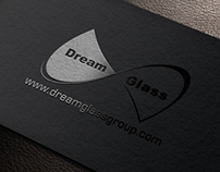 Dream Glass Group Visual Identity