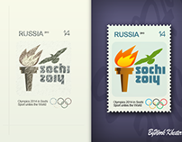 Sochi 2014 (my mark Olympics)