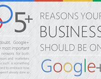 5 Reasons Your Business Should be on Google+