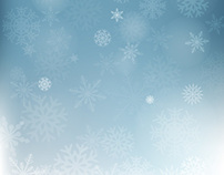 Winter Backgrounds pack