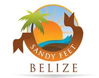 Sandy Feet Belize
