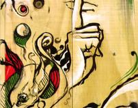 Cubas Ilustración Intervenciones