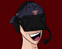 Texas A&M Oculus Avatar