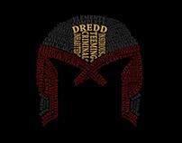 Judge Dredd Typography