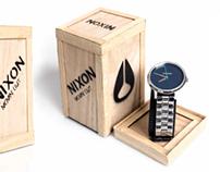 Nixon - Sustainable packaging