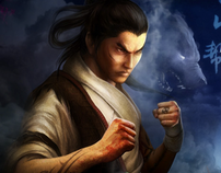 Legends of Kung Fu