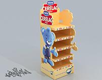 Nestle ( Nido , Cerelac , Nesquiek Stands 2 Options )