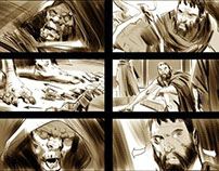 300 storyboards