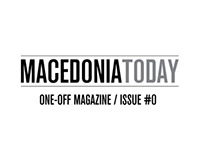 MACEDONIA TODAY | ONE-OFF MAGAZINE | ISSUE #0