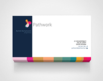 Project of business card