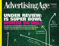 Ad Age November 4, 2013 print cover