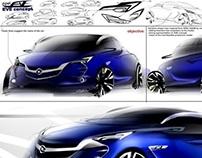 OPEL Eve Design concept