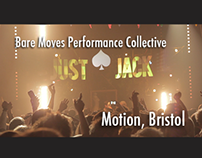 Just Jack Promo - Bare Moves Collective (freelance)
