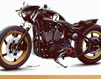 GT 40 DP concept design