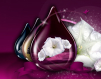 Air Wick Luxury Microsite