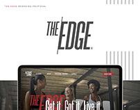 Branding Proposal for The Edge