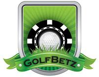 GolfBetz Logo Design