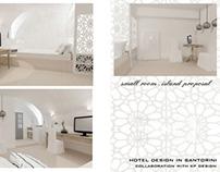 Small hotel design