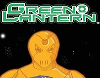 "JKJMComics Presents ""Green Lantern #1"""