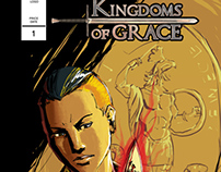 "Graphic Novel ""Kingdoms of Grace"""