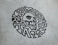 Tattoo Shop Logo Concept