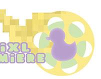 Pixl Premiere logos