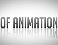 The 12 basic principles of animation