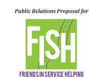 School Work: FISH Public Relations Proposal