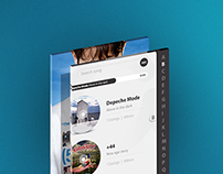 3d App mockup |  Free PSD