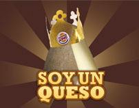 Soy un Queso - Burger King - 2010