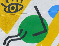 Coca-Cola Street Murals