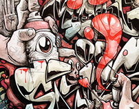 Meeting of Styles 2013 Image Poster