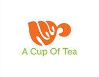 A Cup of Tea- Logo