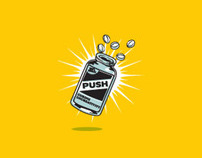 Push Website
