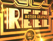 2013 Motion Graphics Reel