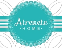 Atrevete Home | Branding