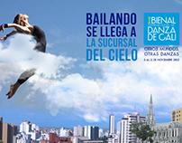 1ra BIENAL INTERNACIONAL DE DANZA DE CALI